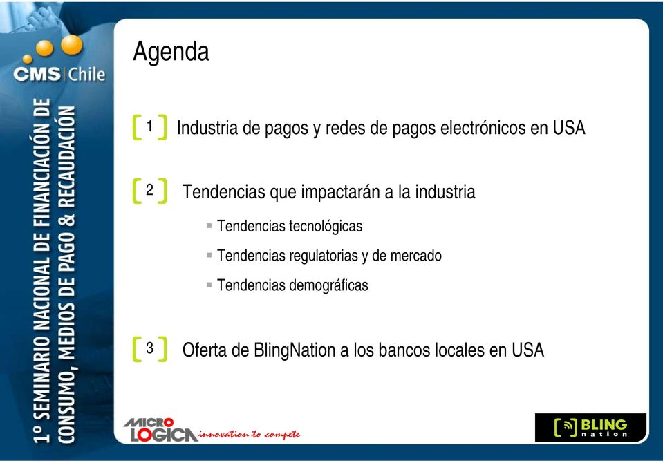tecnológicas Tendencias regulatorias y de mercado Tendencias