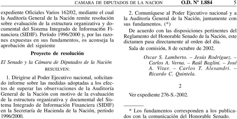 Informaci6n Financiera (SIDIF).