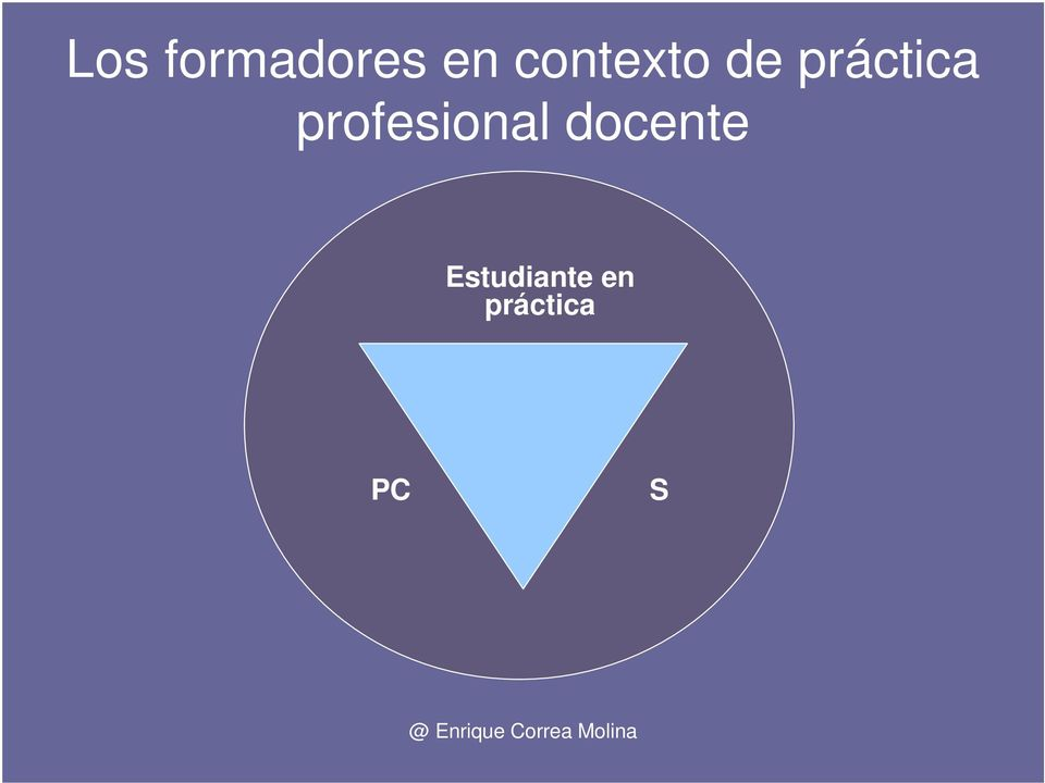 profesional docente