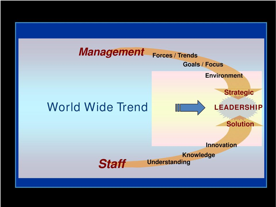Wide Trend LEADERSHIP Solution