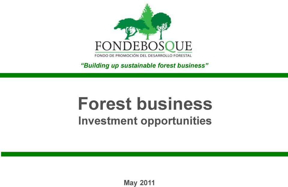 business Forest