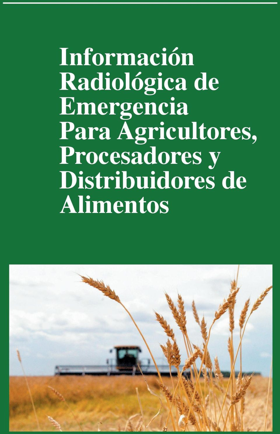 Agricultores,