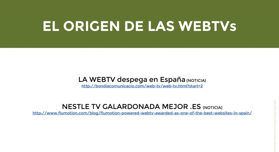 start=2 NESTLE TV GALARDONADA MEJOR.ES (NOTICIA) http://www.