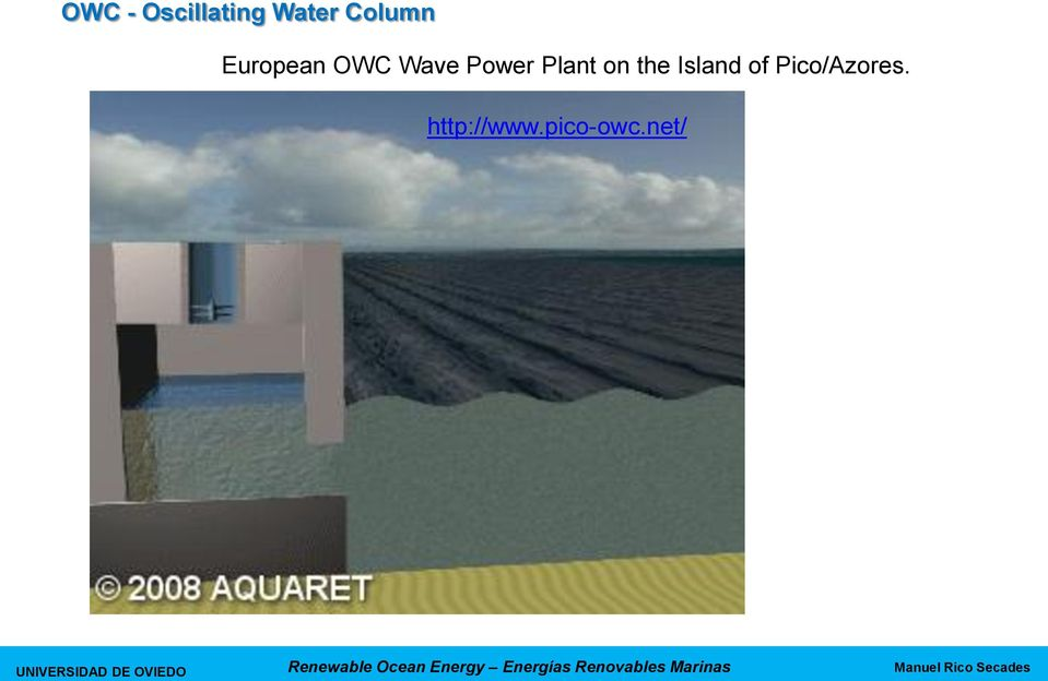 Power Plant on the Island of