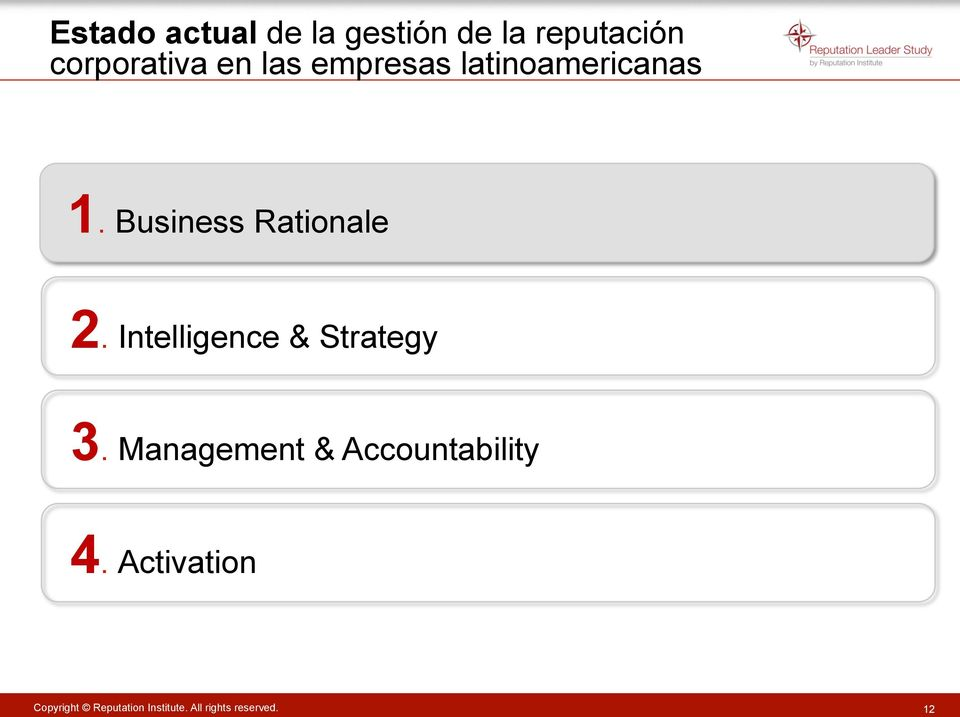 Business Rationale 2.
