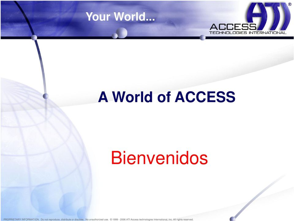 of ACCESS