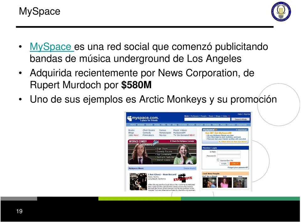 Adquirida recientemente por News Corporation, de Rupert