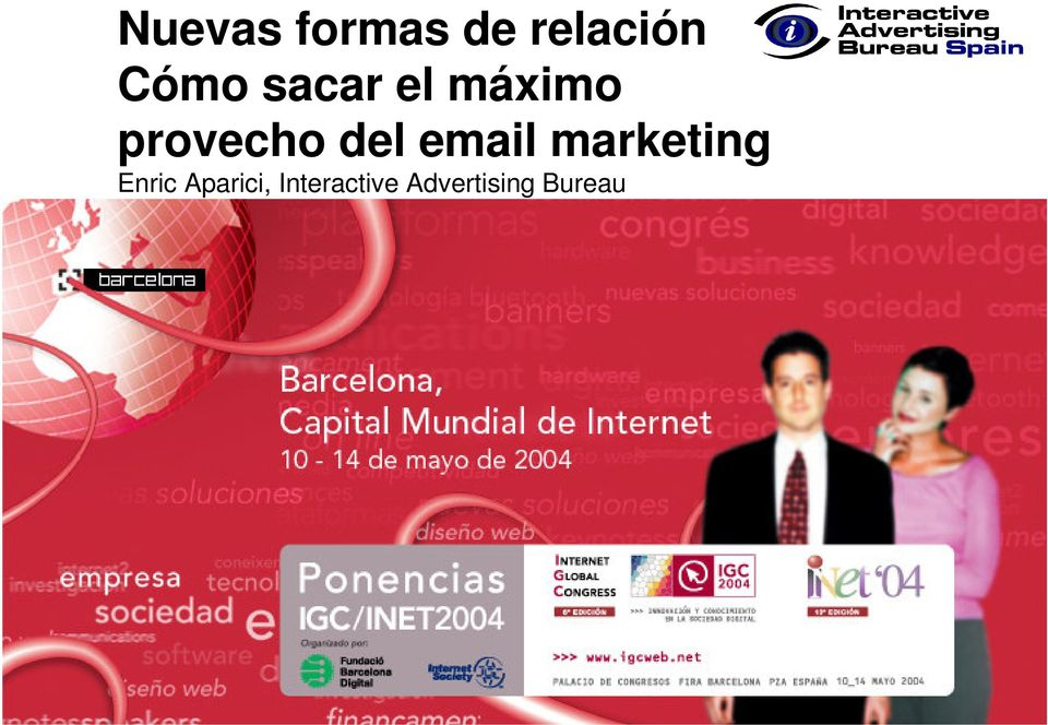 email marketing Enric Aparici,