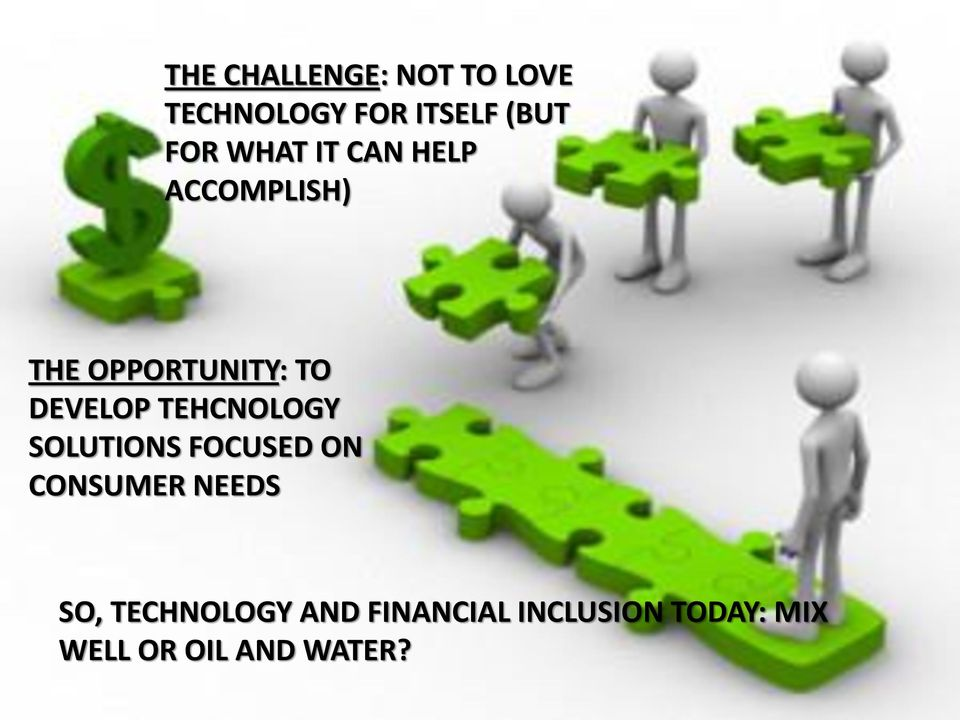 TEHCNOLOGY SOLUTIONS FOCUSED ON CONSUMER NEEDS SO,