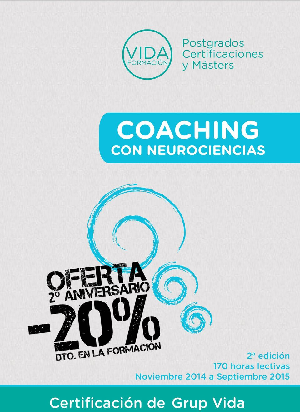 COACHING CON NEUROCIENCIAS 2ª