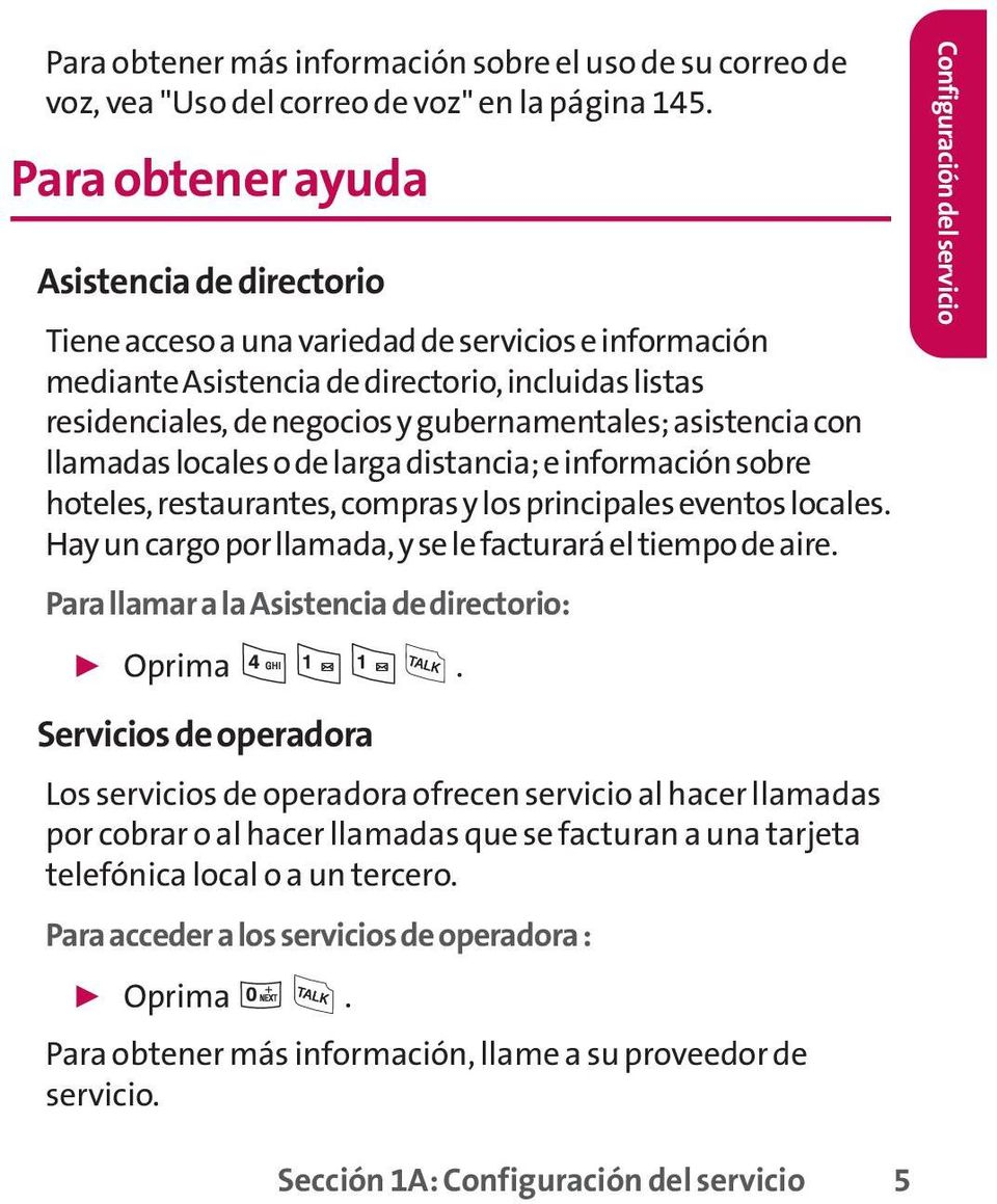 Lg160 manual del usuario pdf for Manual de compras de un restaurante pdf