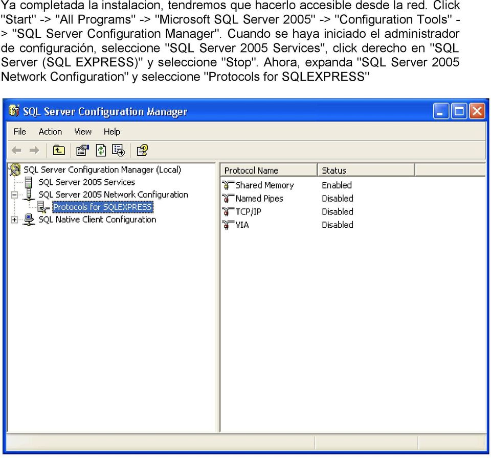 "Configuration Manager""."