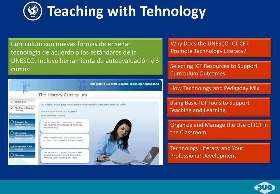 Selecting ICT Resources to Support Curriculum Outcomes How Technology and Pedagogy Mix Using Basic ICT Tools to