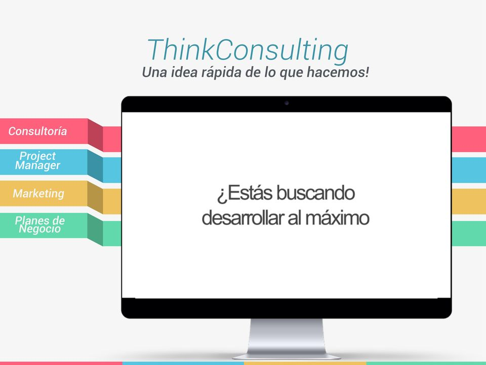Consultoría Project Manager