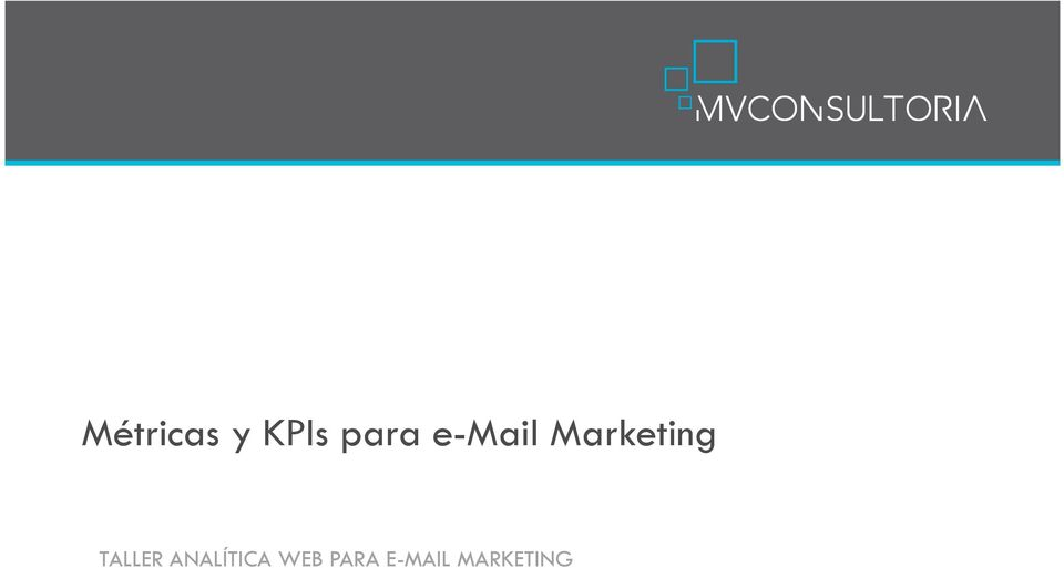 Marketing TALLER