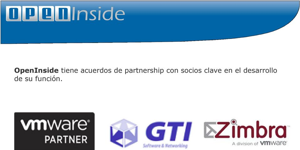 partnership con socios
