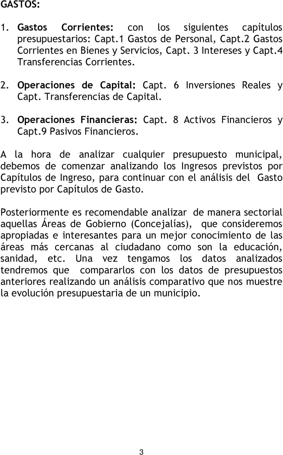 9 Pasivos Financieros.