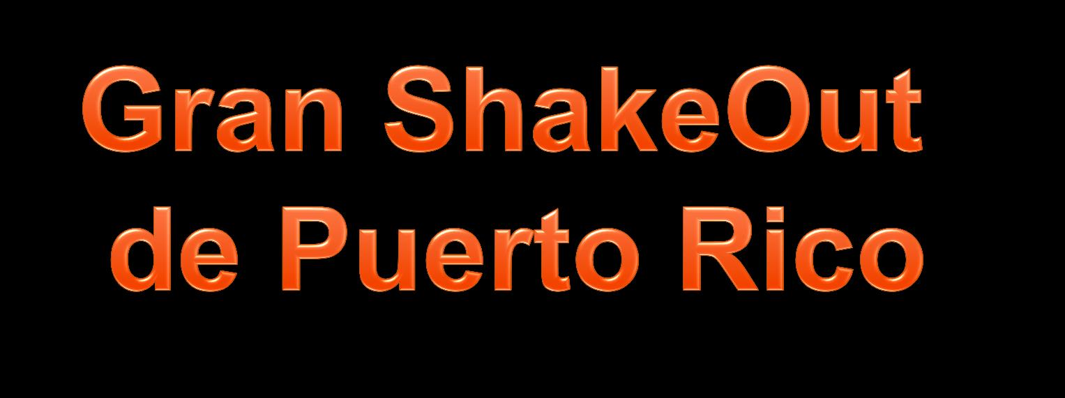 http://www.shakeout.org/puertorico http://www.madrimasd.