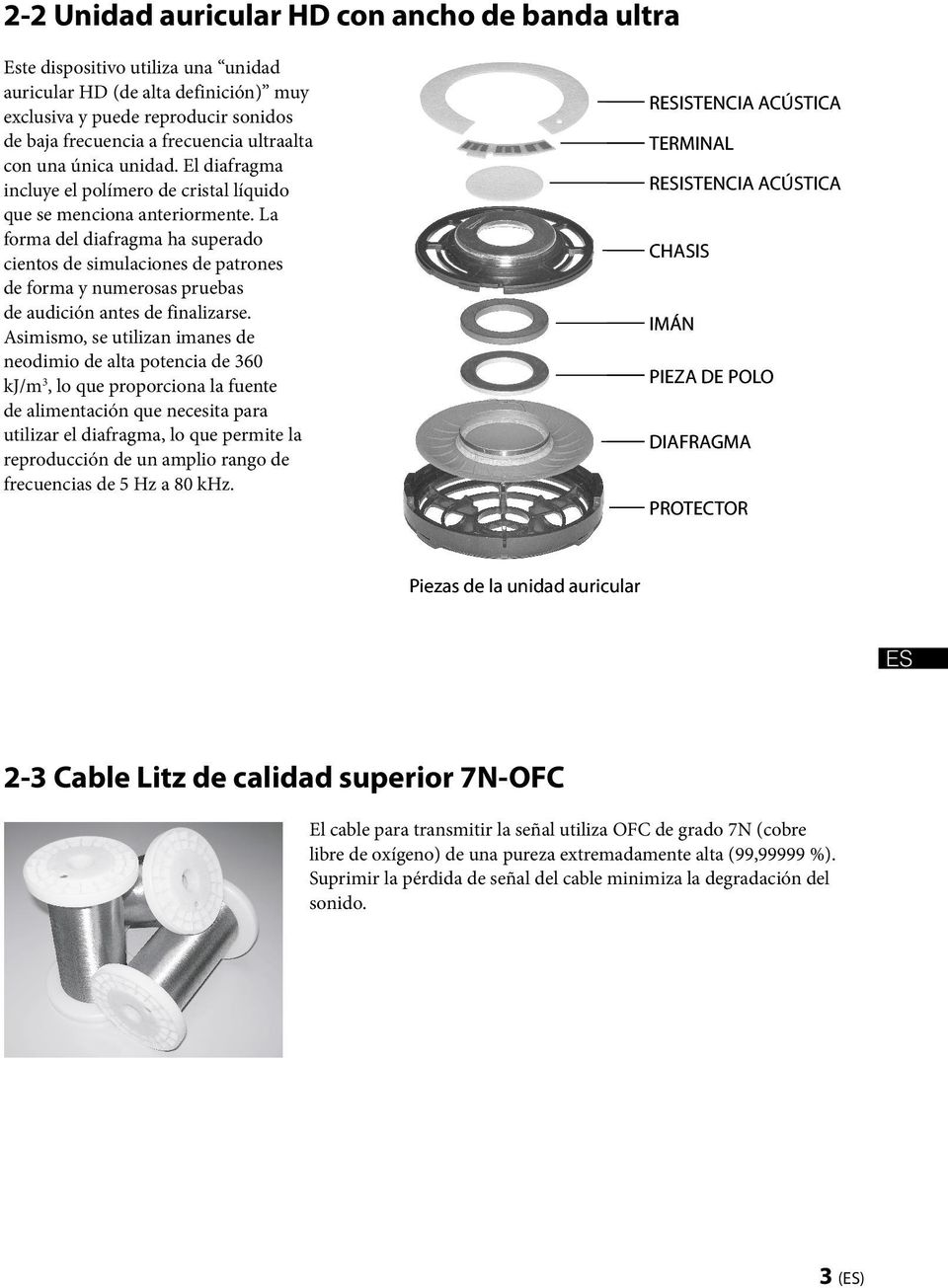 Stereo Headphones MDR-Z (1) Product Information. Informations ...