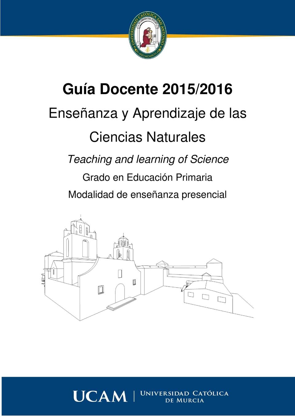 learning of Science Grado en
