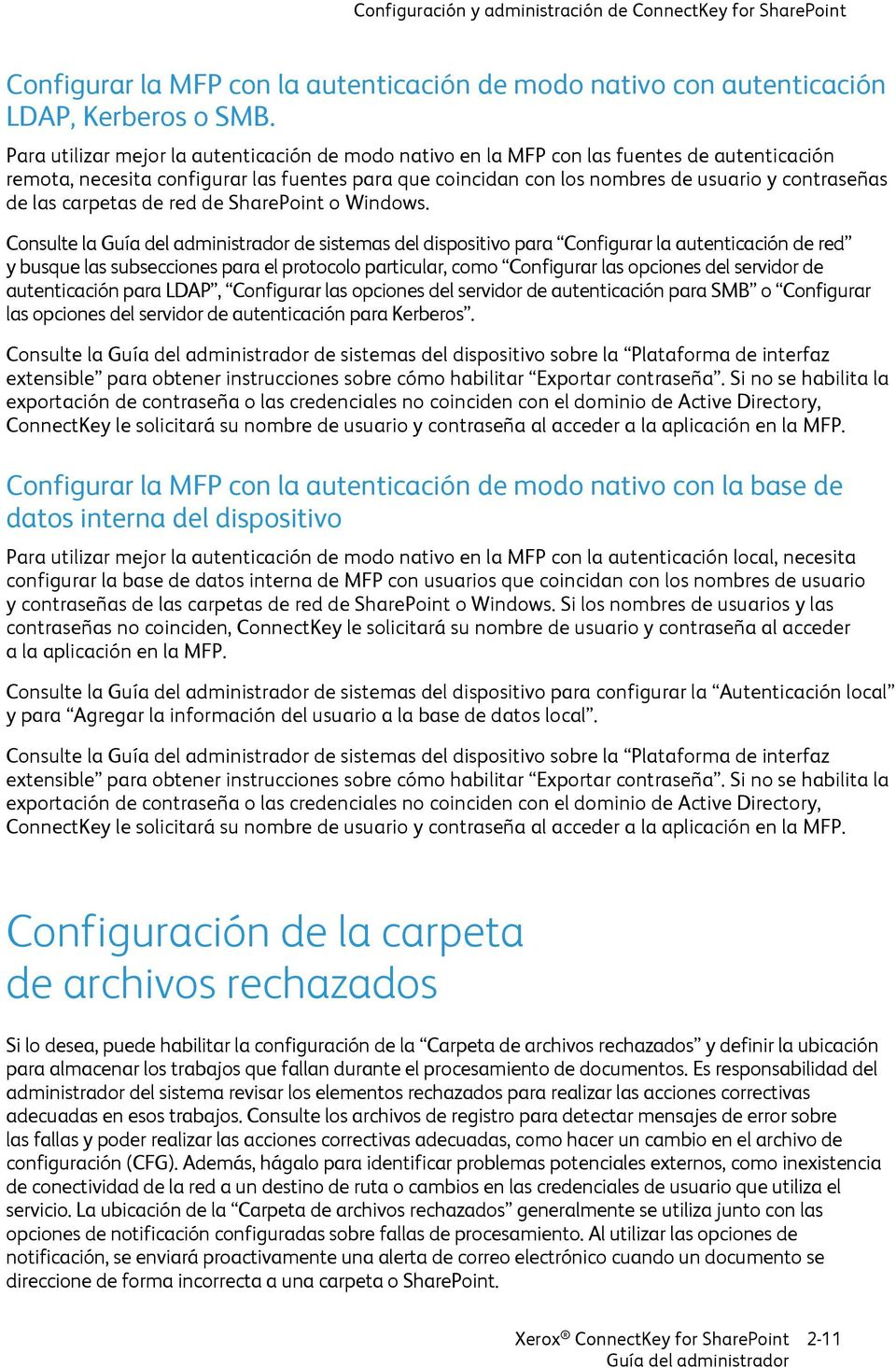 las carpetas de red de SharePoint o Windows.