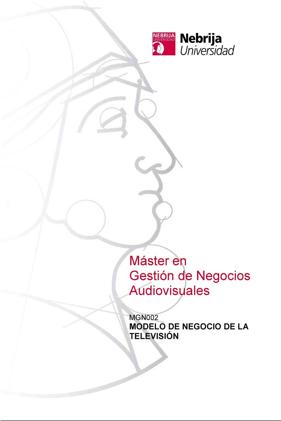 Audiovisuales MGN002