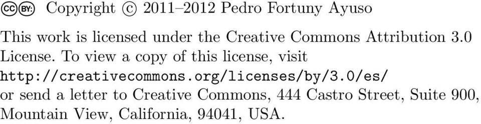 To view a copy of this license, visit http://creativecommons.org/licenses/by/3.