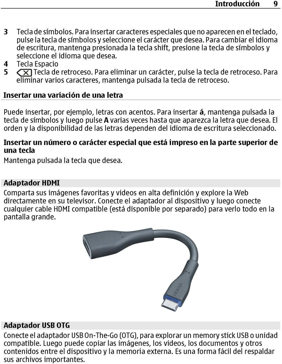 Manual del Usuario para Nokia E PDF