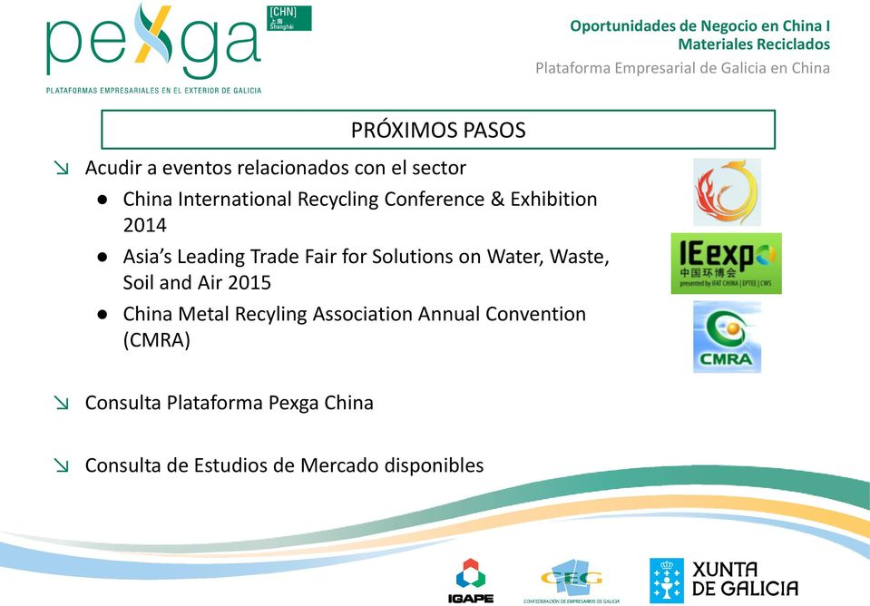 Water, Waste, Soil and Air 2015 China Metal Recyling Association Annual