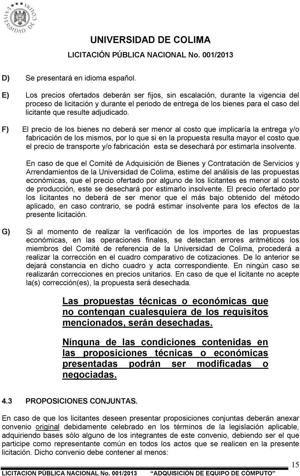 adjudicado.
