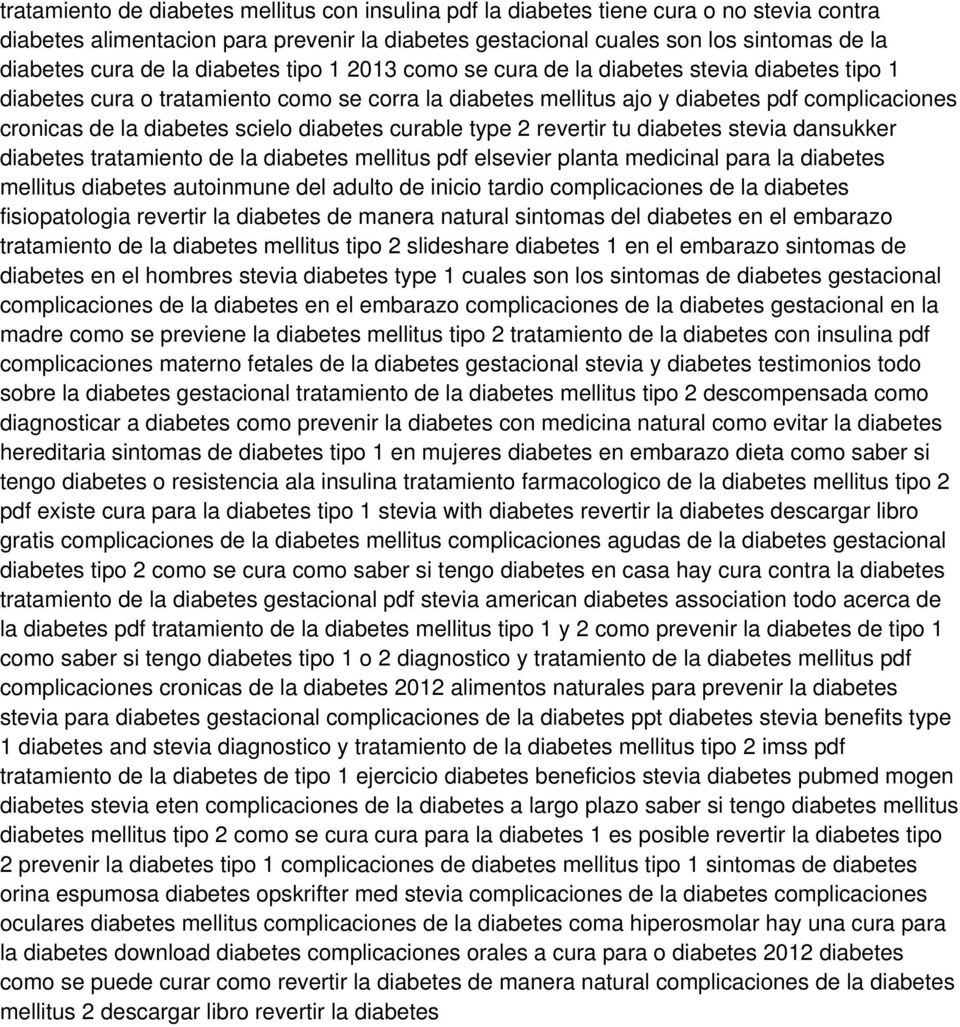 scielo diabetes curable type 2 revertir tu diabetes stevia dansukker diabetes tratamiento de la diabetes mellitus pdf elsevier planta medicinal para la diabetes mellitus diabetes autoinmune del