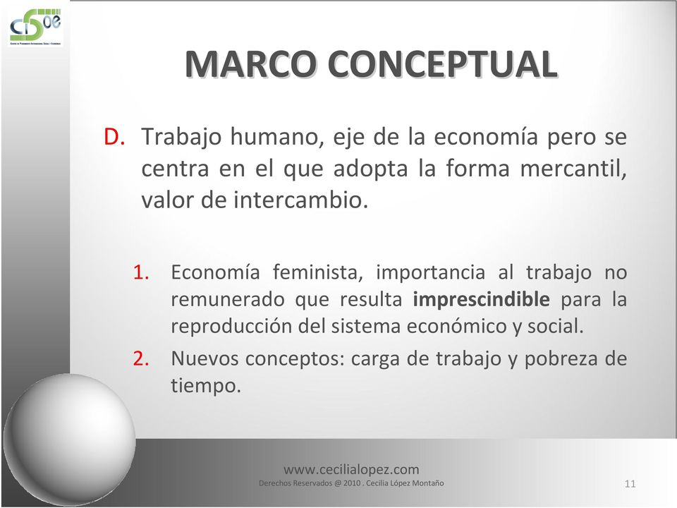 mercantil, valor de intercambio. 1.