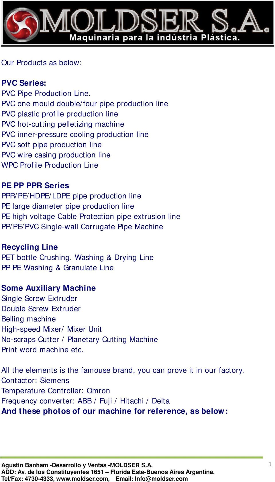 wire casing production line WPC Profile Production Line PE PP PPR Series PPR/PE/HDPE/LDPE pipe production line PE large diameter pipe production line PE high voltage Cable Protection pipe extrusion