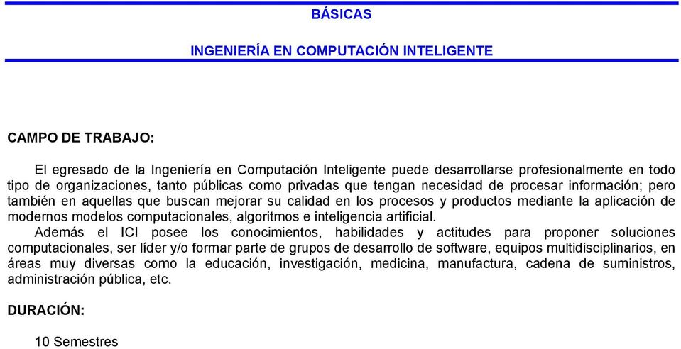algoritmos e inteligencia artificial.