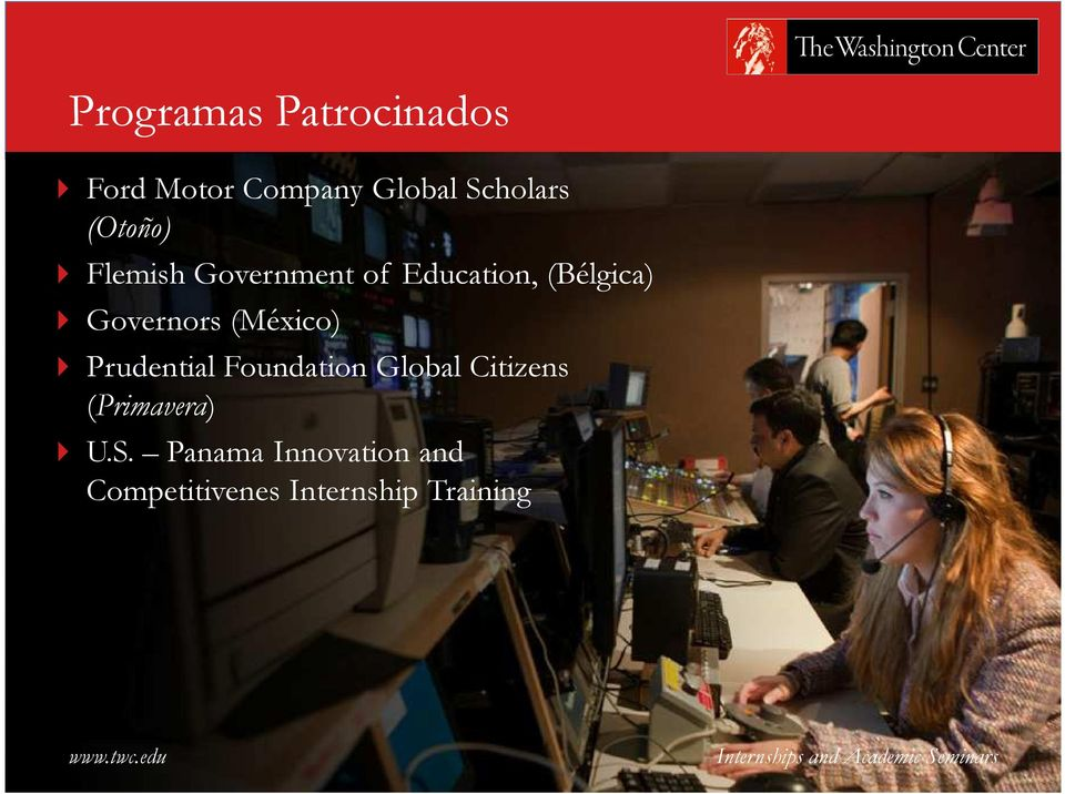 Governors (México) Prudential Foundation Global Citizens