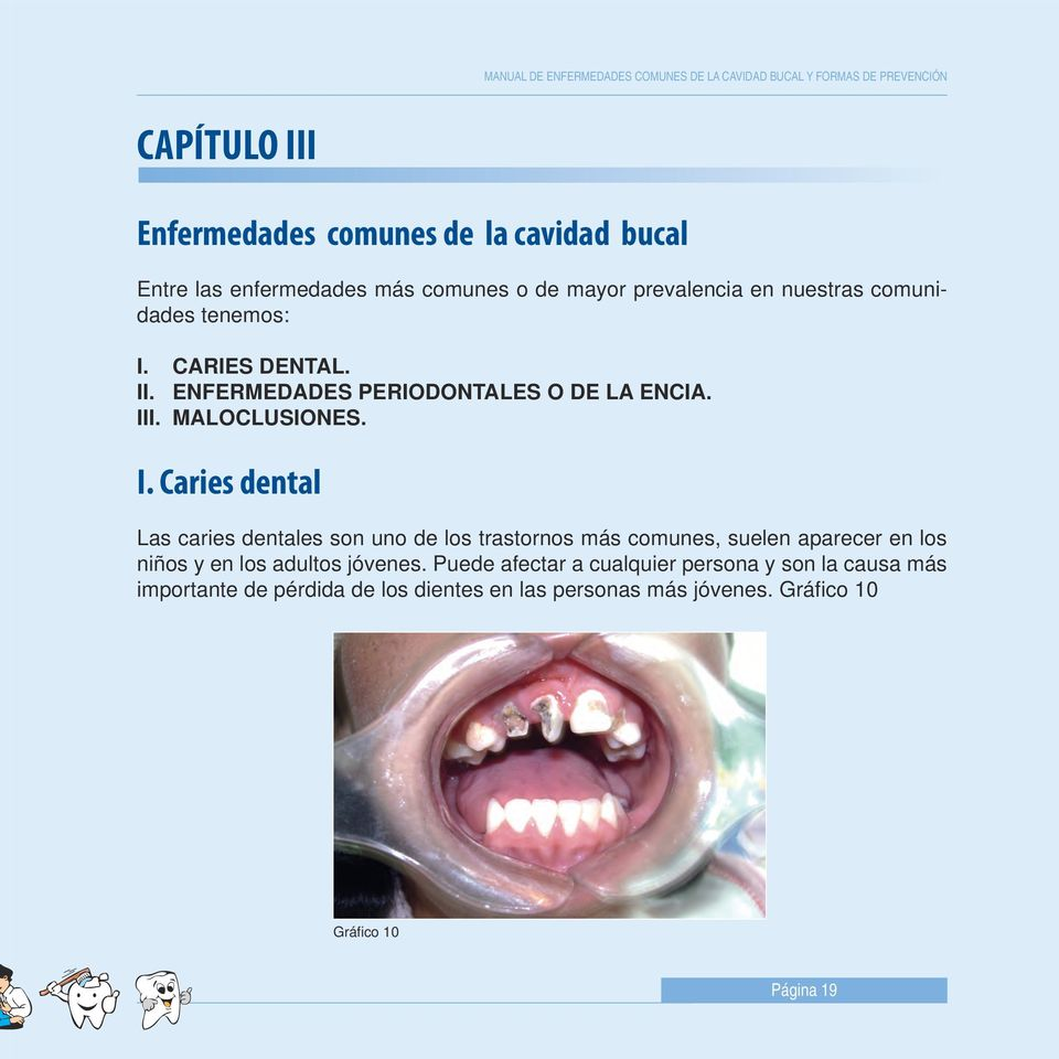 CARIES DENTAL. II