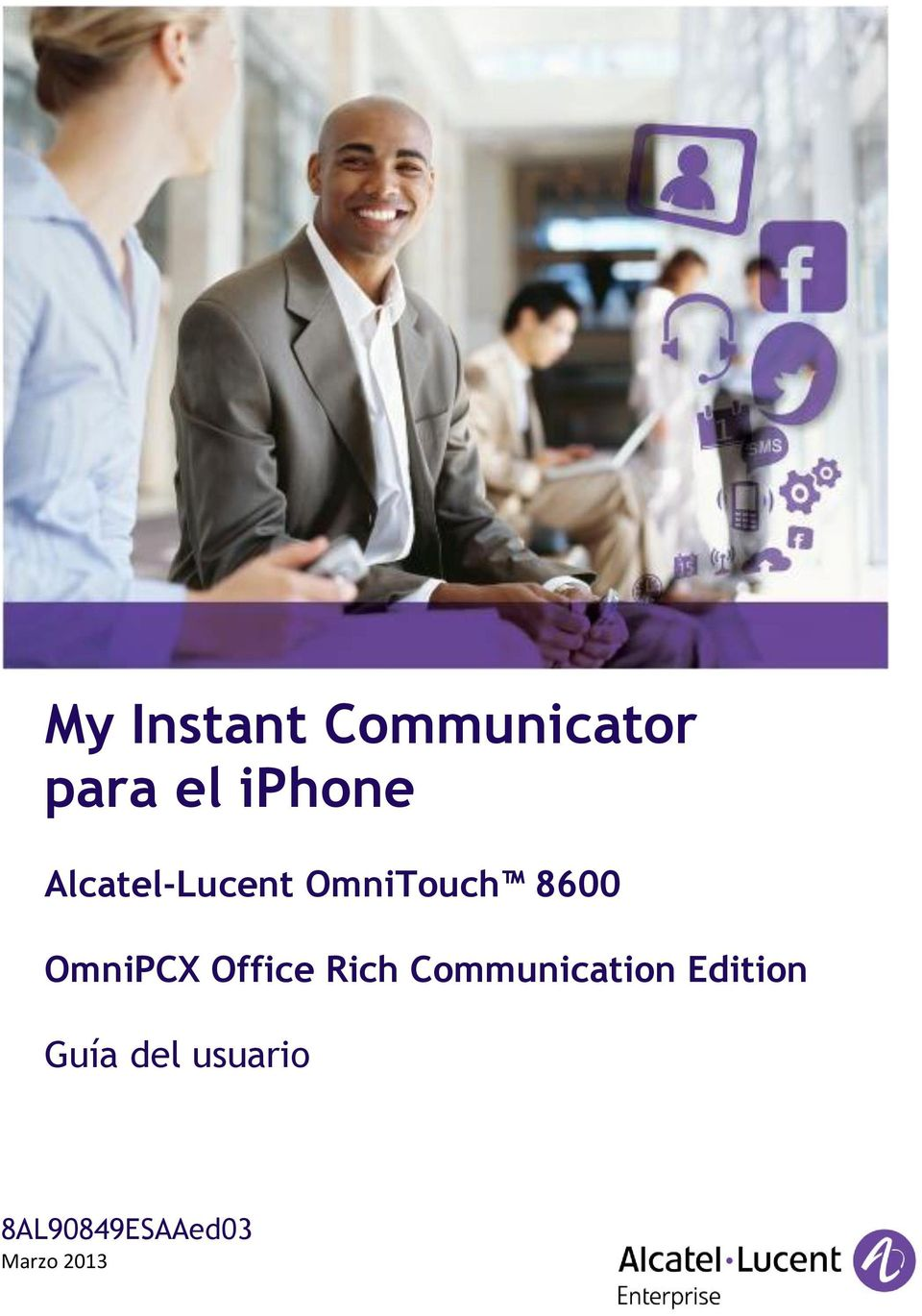 Office Rich Communication Edition Guía
