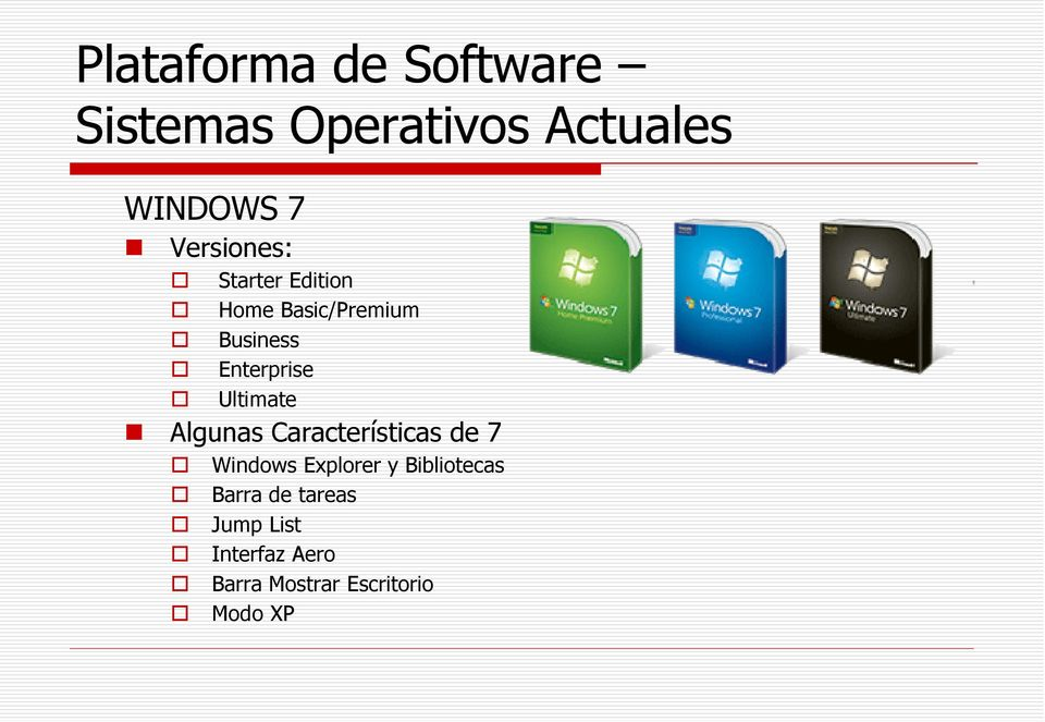 Ultimate Algunas Características de 7 Windows Explorer y