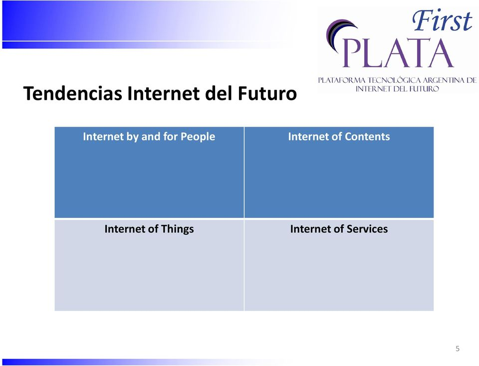 People Internet of Contents