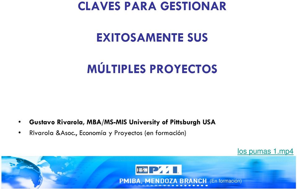 MBA/MS-MIS University of Pittsburgh USA