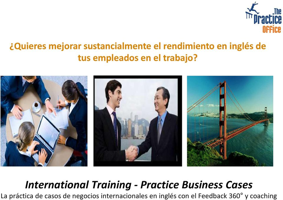 (created by Managers) International Training - Practice
