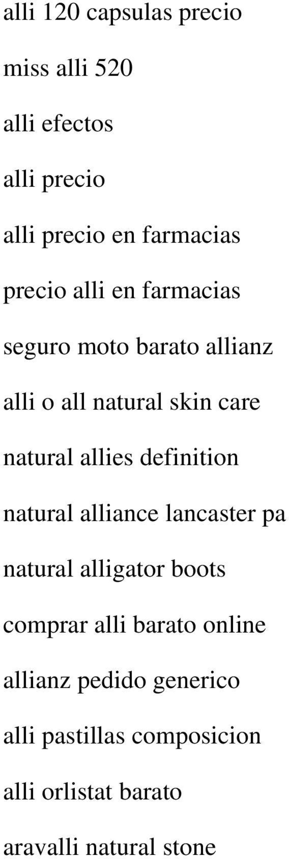 allies definition natural alliance lancaster pa natural alligator boots comprar alli barato