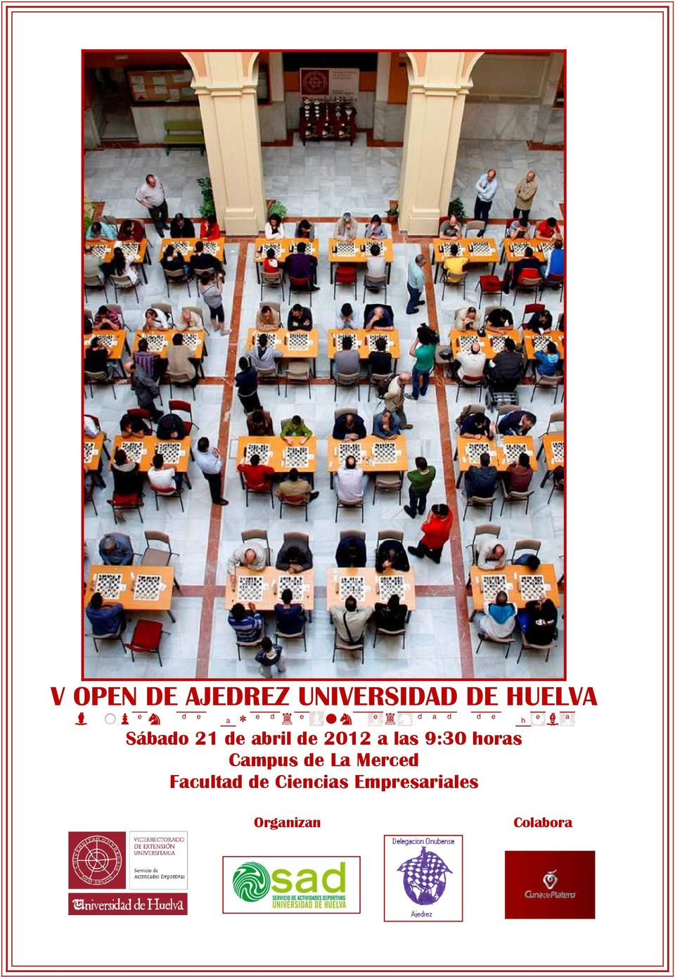 horas Campus de La Merced Facultad de