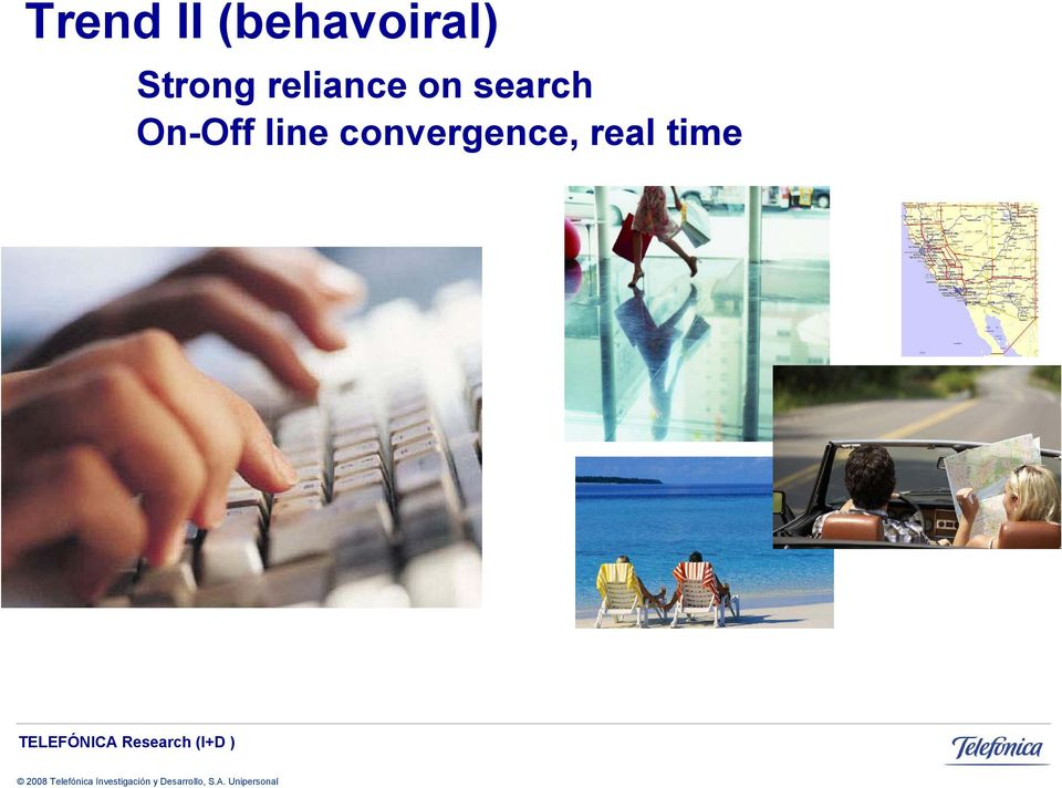reliance on search