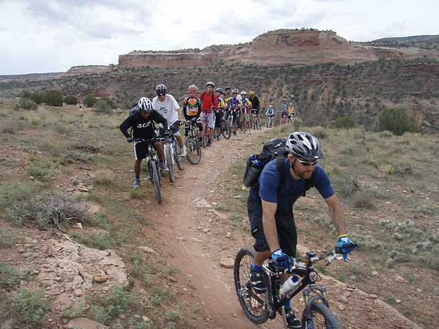 Location: Fruita, CO area (Highline Lake, 18 Road, Kokopeli trails, and Colorado National Monument) Trip Date: Saturday, May 30, 2015 to Monday, June 1, 2015 Trip Departure: Casey Middle School at