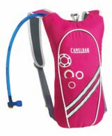 KIDS OUTDOOR 61018 Dark Cheddar / Graphite NEW COLOR 60831 Raspberry / White 60736 Estate Blue / Graphite CAPACITY 35 oz (1L) SKEETER TM Keep your kids hydrated with this streamlined hydration pack.