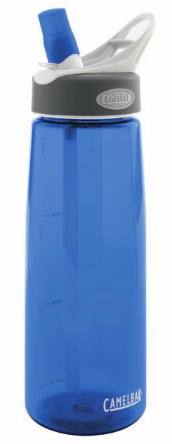 THE CAMELBAK BETTER BOTTLE TM FEATURES & TECHNOLOGY The spill-proof bottle that makes it easy to stay hydrated on the go. 1.