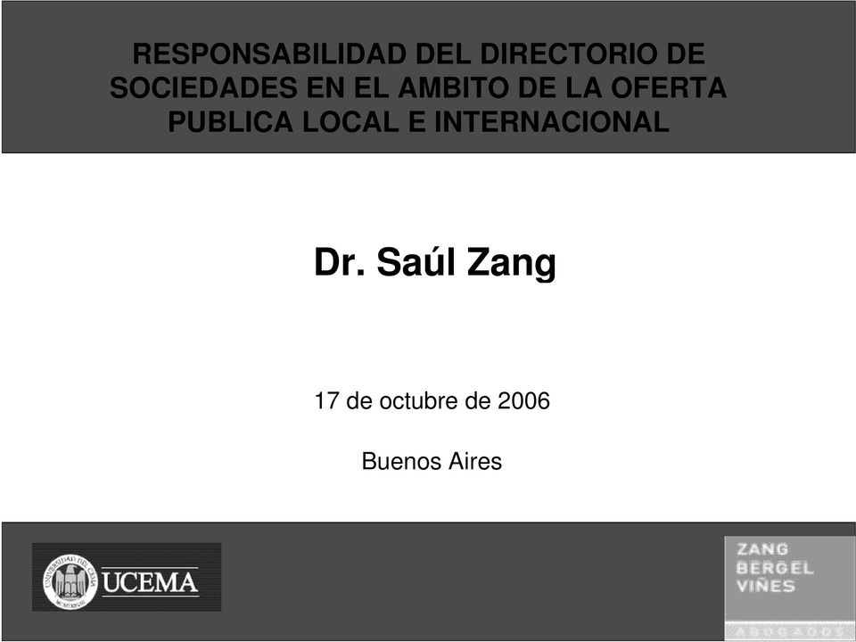 PUBLICA LOCAL E INTERNACIONAL Dr.