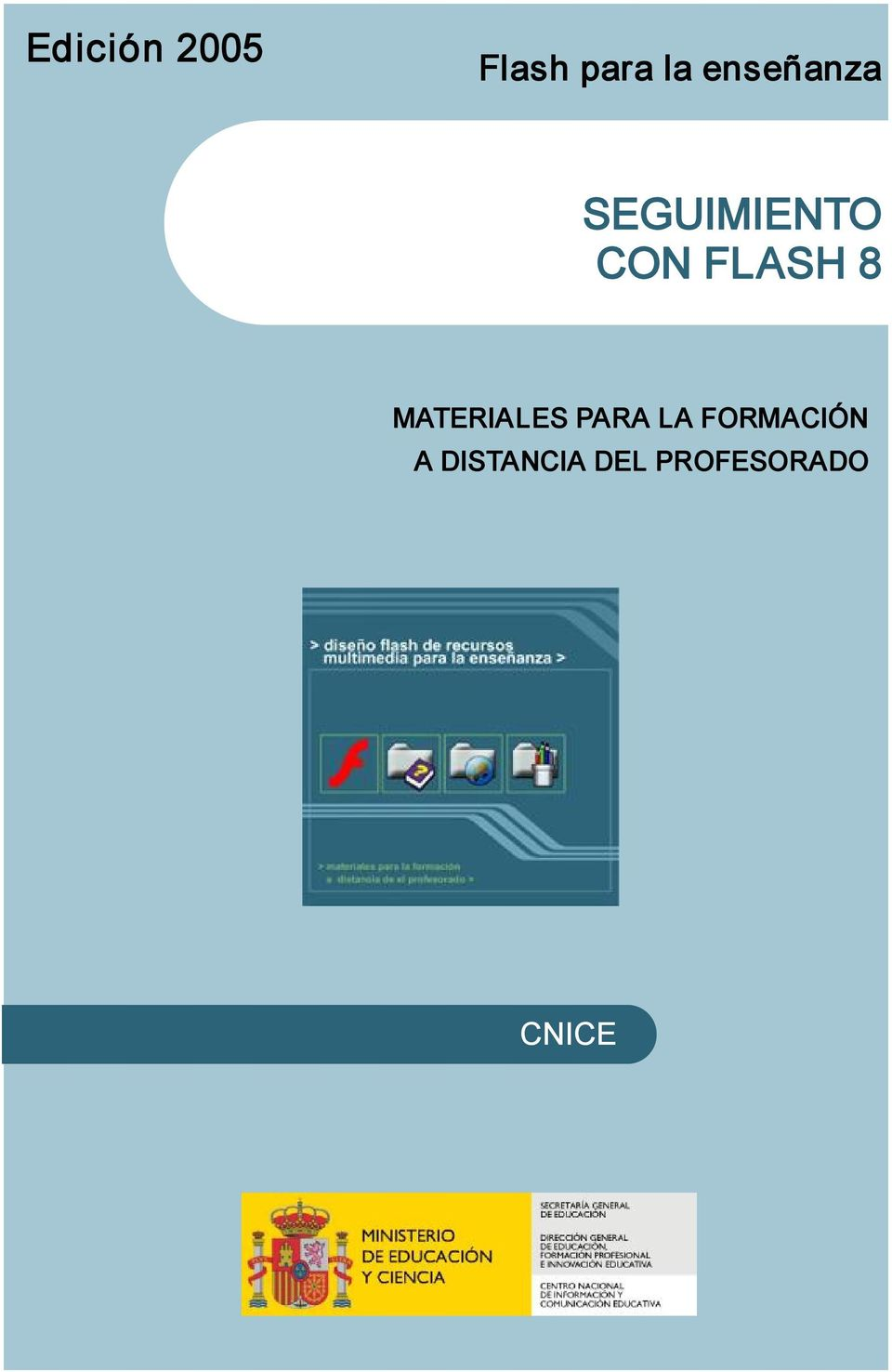 FLASH 8 MATERIALES PARA LA