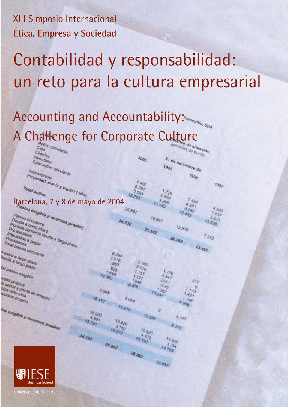empresarial Accounting and Accountability: A Challenge for